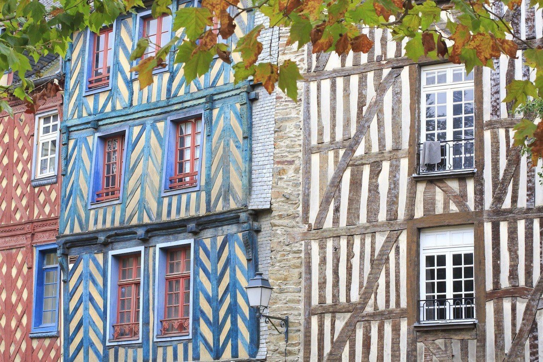 Maisons A Pans De Bois Patrimoine Emblematique Bureau Des