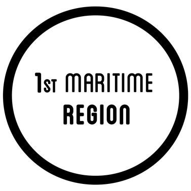1st maritime region
