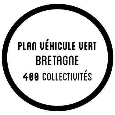 Plan véhicules vert en Bretagne