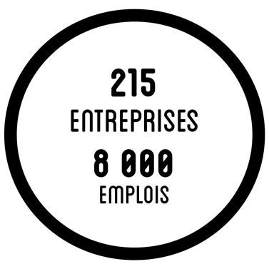 E-santé: 215 entreprises et 8000 emplois