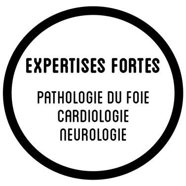 Medecine: une expertise forte