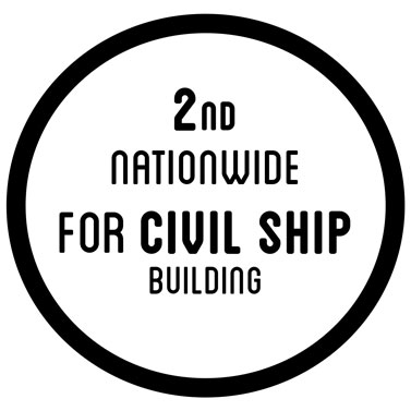 2nd nationwide for civil ship building