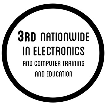 3rd nationwide in electronics