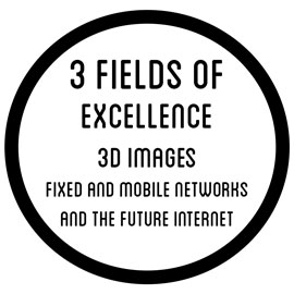 3 fields of excellence