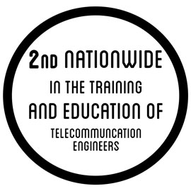 2nd nationwide in the training and education