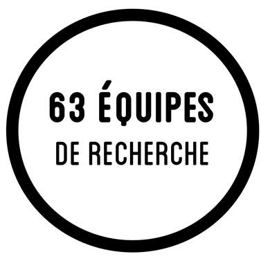 63 équipes de recherches en biotechnologies