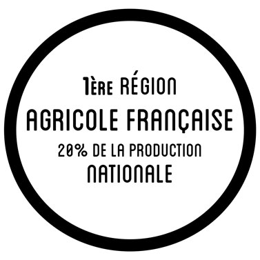 1ere région agricole francaise