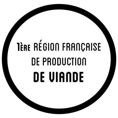 1ere région française de production de viande