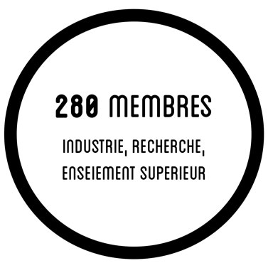 280 membres