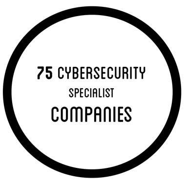 75 cybersecurity specialist companies