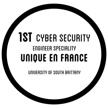 1st Cyber security engineer speciality unique in France