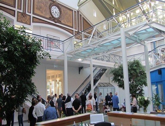 Grande Halle Oberthür à Rennes