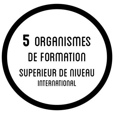 5 organismes de formation