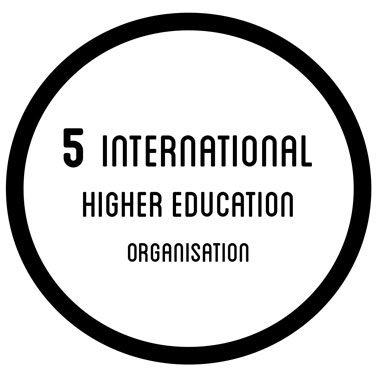 5 international higher education organisation