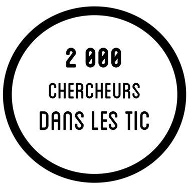 2000 chercheurs dans les TIC