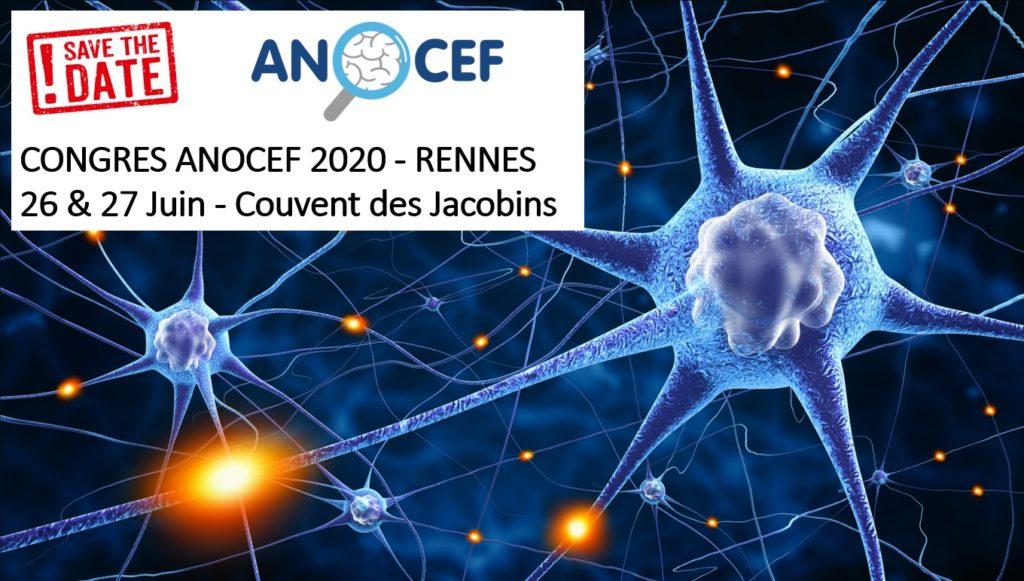 Congrès ANOCEF 2020 à Rennes