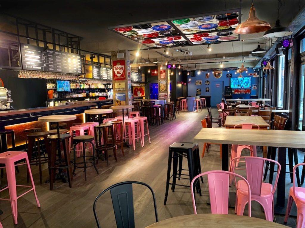 Le Delirium Café, bar à bières