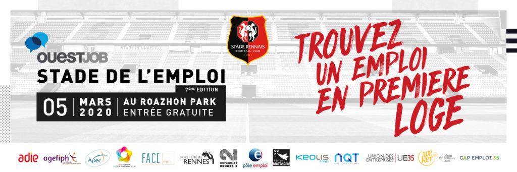 Stade de l'Emploi - Rennes