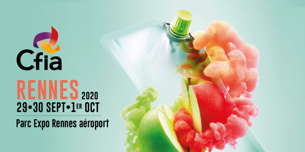 Salon CFIA 2020 à Rennes