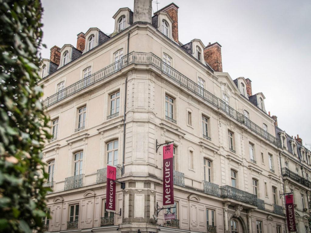Mercure Rennes Place de Bretagne