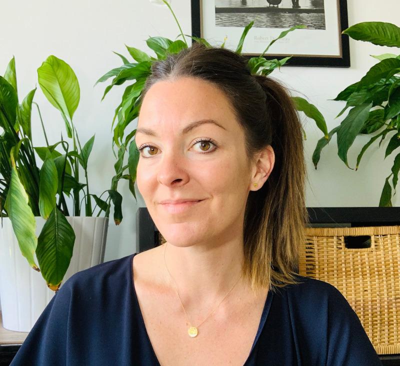 Azéline Quémard, Directrice du Novotel Spa Rennes Centre Gare