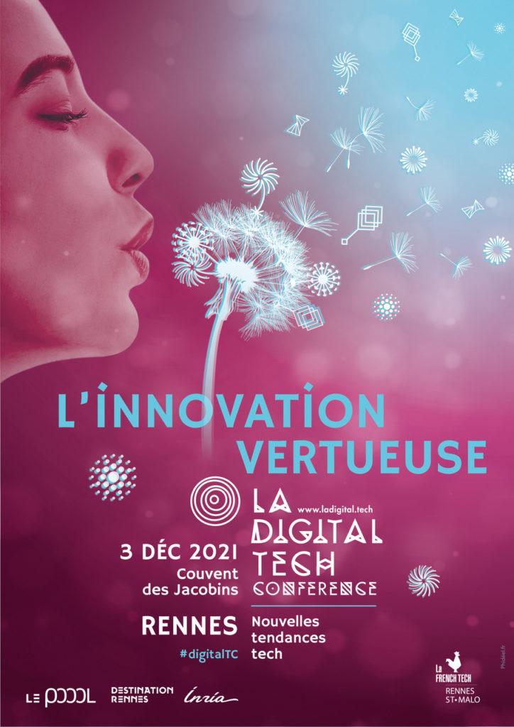 Digital Tech Conference au Couvent des Jacobins à Rennes