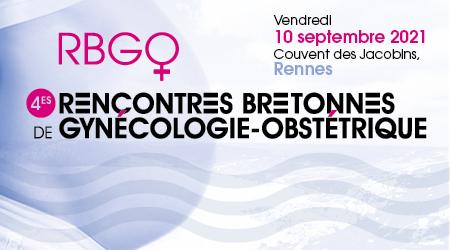 Les Rencontres Bretonnes de Gynécologie Obstétrique 2021 à Rennes