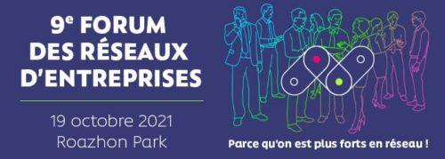 Bannière Web Forum des réseaux 2021