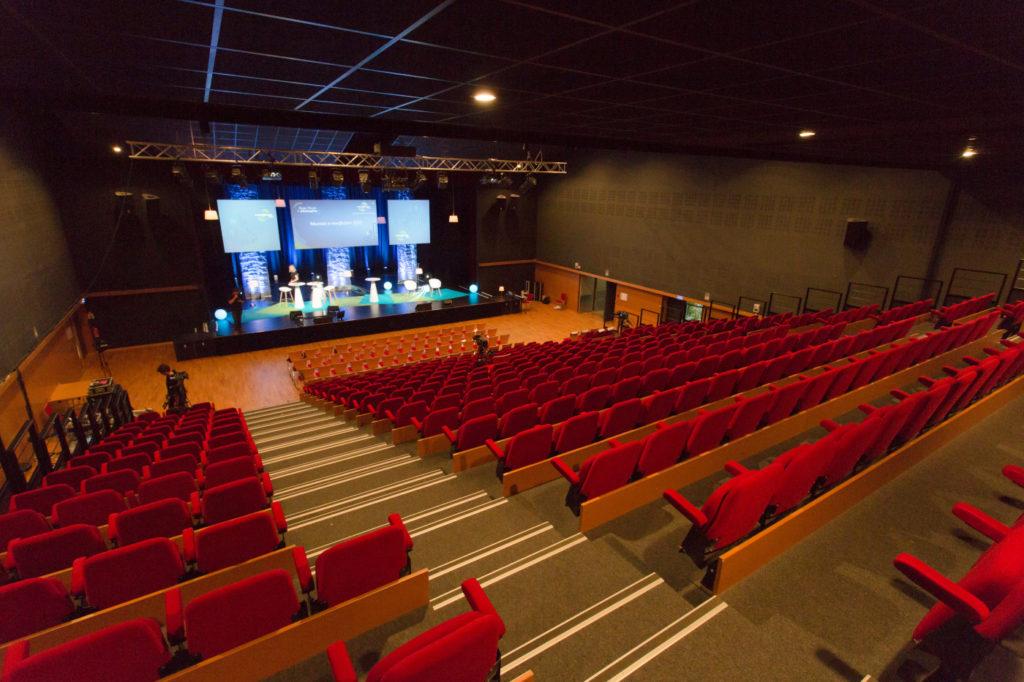 Auditorium du Ponant à Pacé