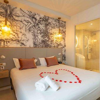 Brit Hotel Ker Lann - Chambre prestige