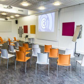 CCI Rennes - meeting room