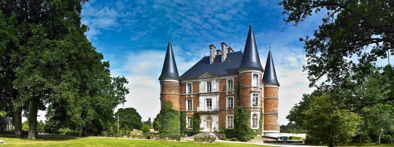 Chateau Apigné - Rennes