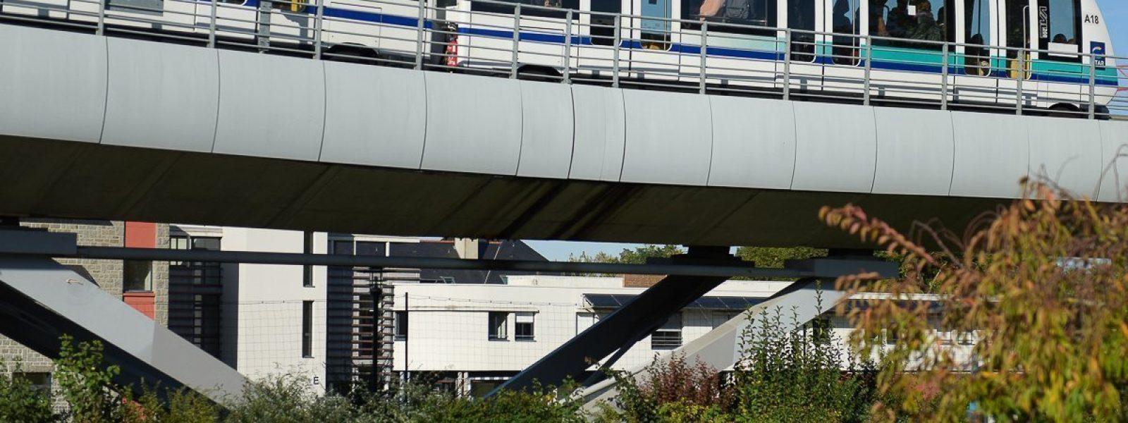 Le métro de Rennes