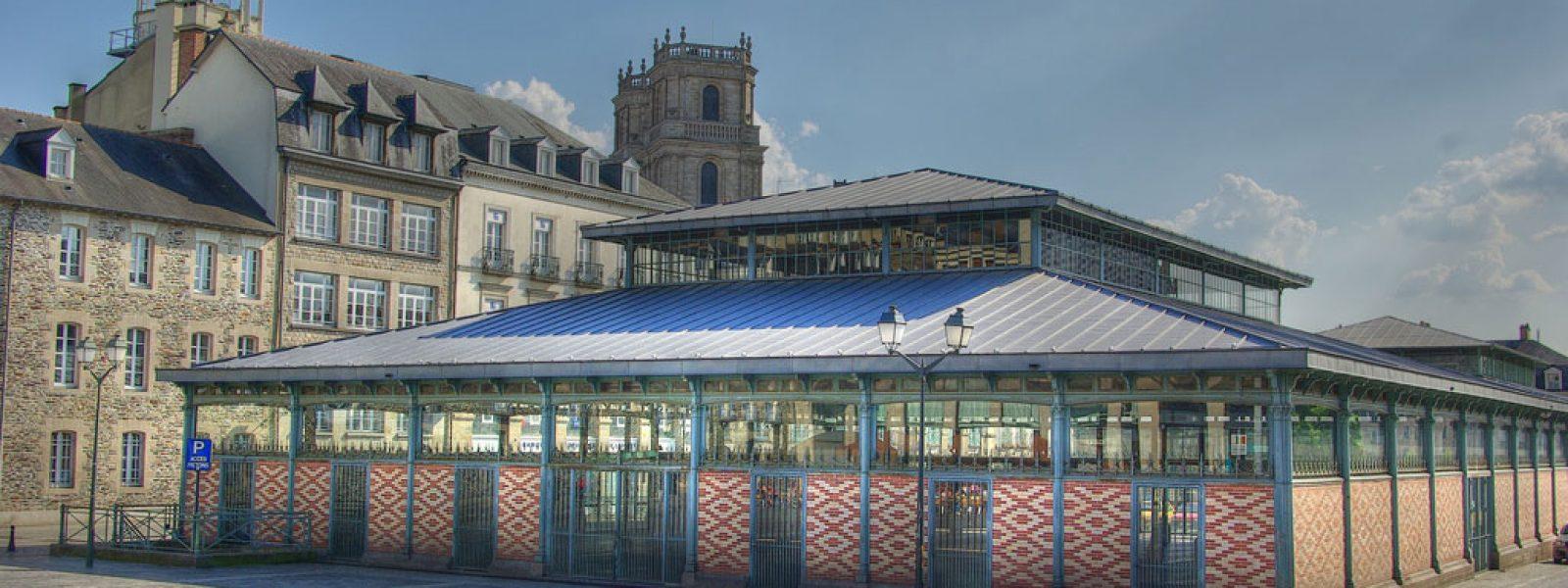 La Halle Martenot à Rennes