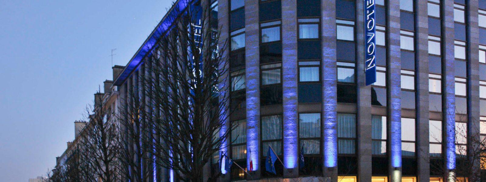 Novotel Rennes Centre Gare