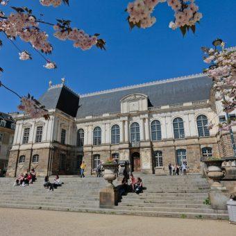 Le Parlement de Bretagne à Rennes
