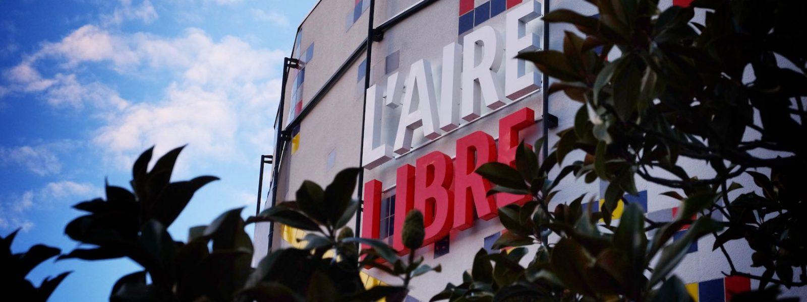 L'Aire Libre, Rennes aéroport, Saint-Jacques de la Lande