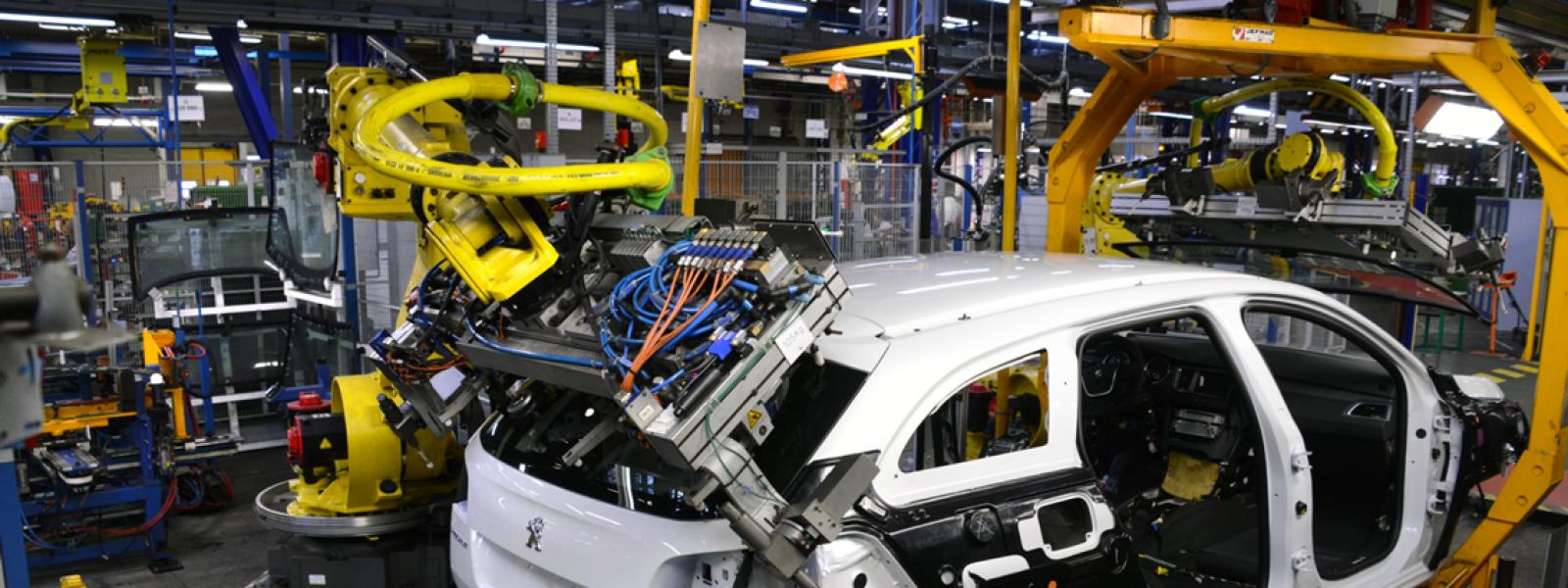 De l'industrie automobile vers la mobilité durable