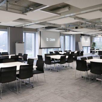 bcom *l'Espace* - salle de réunion