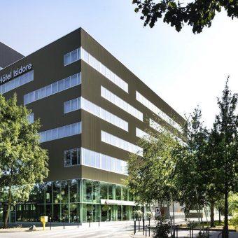 Best-Western Plus Hôtel Isidore - Hôtel pour séminaires hébergés