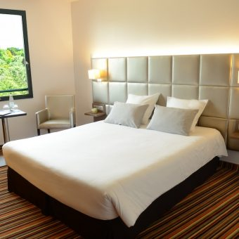 Brit-Hôtel Atalante Beaulieu Rennes - room