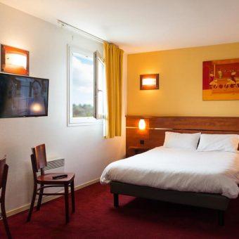 Brit Hotel Le Floréal - room
