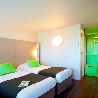 Campanile Rennes Ouest Cleunay - chambre