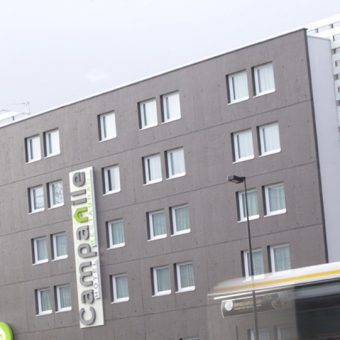 Campanile Rennes - St Jacques de la Lande - the hotel