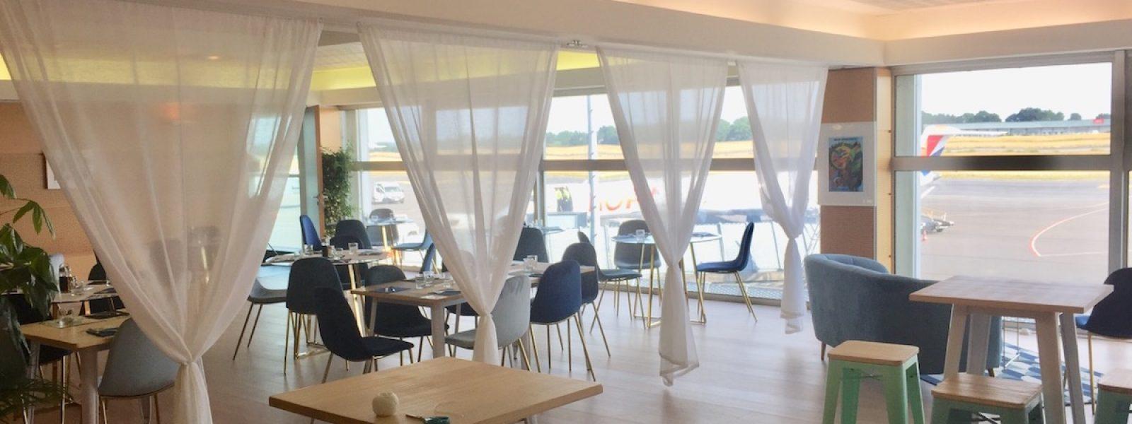 Centre d'Affaires de Rennes Aéroport - Restaurant