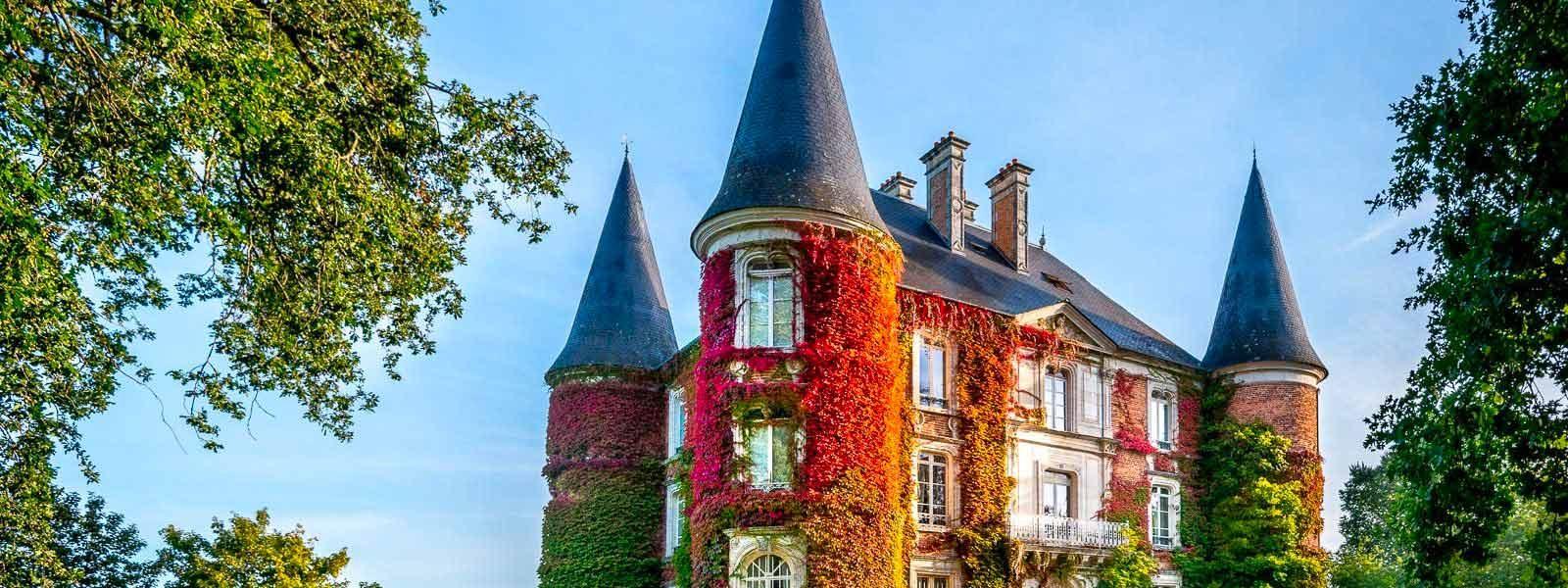 Chateau d'Apigné