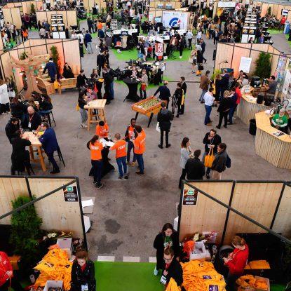 Agence Essentiel de Rennes, Festival Impulsion Business