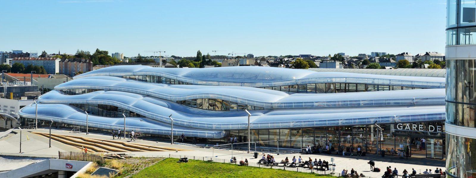 La Gare de Rennes