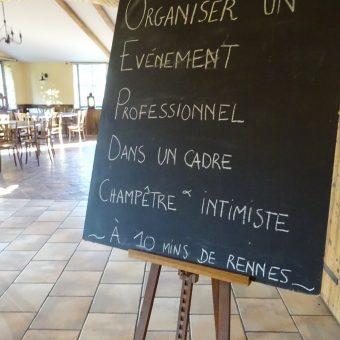 Manoir de la Haute Pilais - Rennes Chantepie