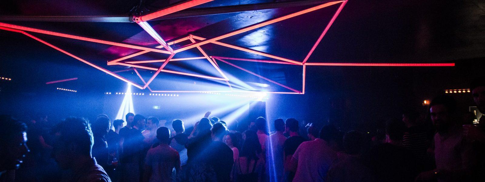 1988 Live Club à Rennes